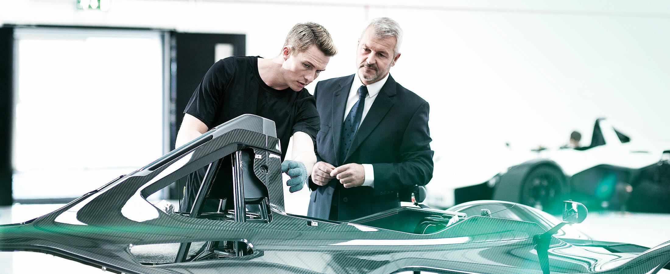 We set standards in the automotive sector | ASP AUTOMOTIVE